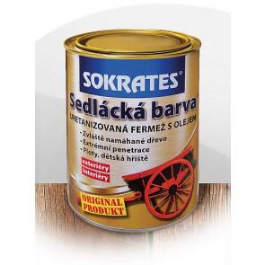 SOKRATES Sedlácká barva 0260 hnědá 2kg