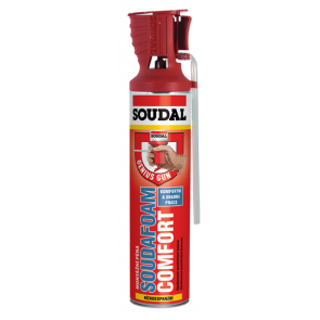 Soudal Soudafoam Comfort GG 600 ml do -10°C do +30°C