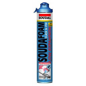 Soudafoam Gun CLICK Low Expansion 750ml