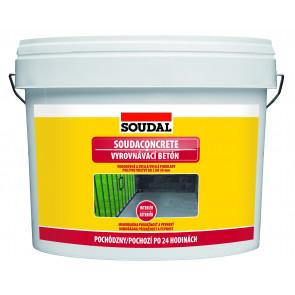 Vyrovnávací beton SOUDACONCRETE 4,5kg