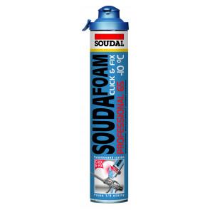 Soudafoam Gun CLICK Professional zimní 750 ml