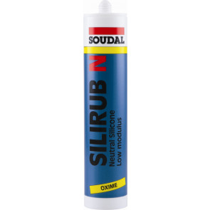 Silirub N bílý 310 ml