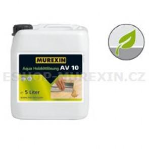 MUREXIN Aqua tmel na dřevo - pojivo AV 10  5l