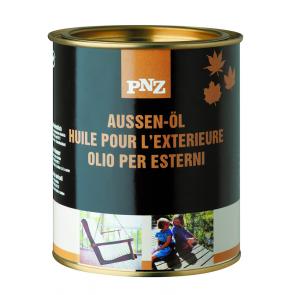 PNZ Venkovní olej natur/přírodní 2,5 l