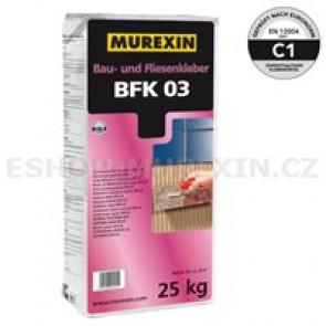MUREXIN Lepidlo stavební a obkladové BFK 03 25 kg
