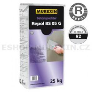 MUREXIN Repol Betonová stěrka BS 05 G 25kg