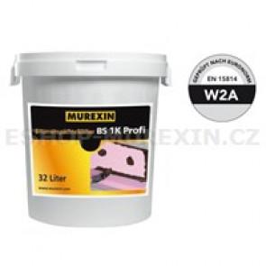 MUREXIN Izolační stěrka živičná BS 1K Profi 32 l