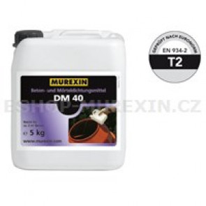 MUREXIN Přísada vodotěsnící do betonu DM 40 1 kg