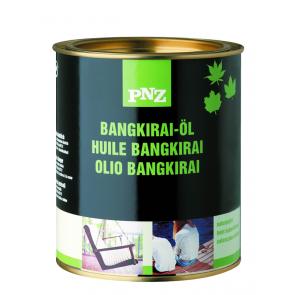 PNZ Bankirai olej přírodní 0,75 l