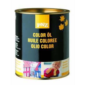 PNZ Barevný olej makově červená 0,75 l