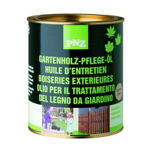 PNZ Ošetřující olej na zahradní nábytek salzburská zeleň 0,75 l