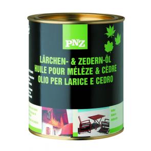 PNZ Olej na modřínové a cedrové dřevo přírodní 0,75 l