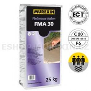MUREXIN Nivelační hmota Exteriér FMA 30 25 kg