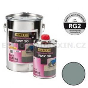 MUREXIN Spárovací malta Epoxy FMY 90 A šedá 5,65 kg