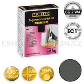 MUREXIN Spárovací malta  FM 60 Premium 8 kg anthrazit