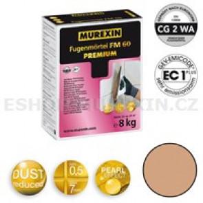 MUREXIN Spárovací malta  FM 60 Premium 8 kg miel