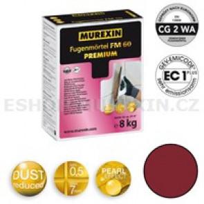 MUREXIN Spárovací malta  FM 60 Premium 2 kg rubinrot