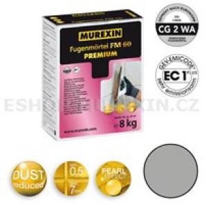 MUREXIN Spárovací malta  FM 60 Premium 8 kg šedá