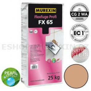 MUREXIN Spárovací malta Profi FX 65 4 kg miel