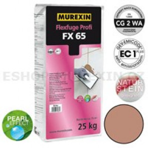 MUREXIN Spárovací malta Flex Profi FX 65 4 kg terra