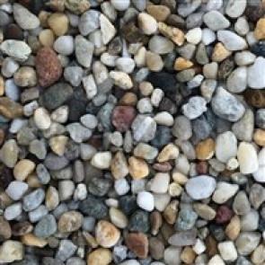 MUREXIN Kamenný koberec - Kamenivo Říční bílošedý 2-4 25kg