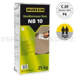 MUREXIN Nivelační hmota BASIC NB 10 25 kg