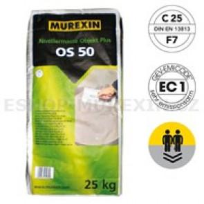 MUREXIN Nivelační hmota Objekt Plus  OS 50 25 kg