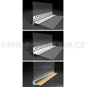MUREXIN Začišťovací okenní profil EKO//2,4m