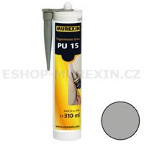 MUREXIN Spárovací hmota PU 15   600 ml šedá