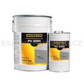 MUREXIN Polyuretanový povlak Industrie PU 3000 20,5kg Komp. A
