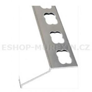 MUREXIN Profil balkonový - průběžný spoj 50 mm oliva