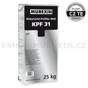 MUREXIN Lepicí malta Profiflex KPF 31 bílá 25kg