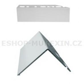 MUREXIN Profil terasový MT 70 stříbrošedý  3bm