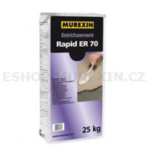 MUREXIN Pojivo pro rychlé potěry Rapid ER 70   25 kg