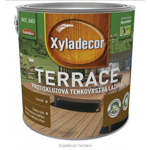 Xyladecor Terrace 2,5L borovice