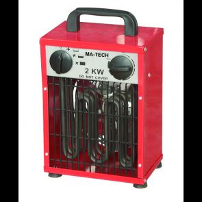 Elektrické topidlo Ma-tech 2 kW