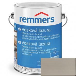 REMMERS VOSKOVÁ LAZURA ANTICKÁ ŠEDÁ 2,5L