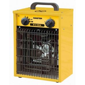 MASTER B 5 ECA elektrické topidlo s ventilátorem