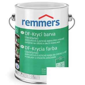 REMMERS DF-KRYCÍ BARVA BÍLÁ 2,5L