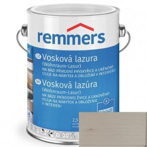 REMMERS VOSKOVÁ LAZURA BÍLÁ 2,5L