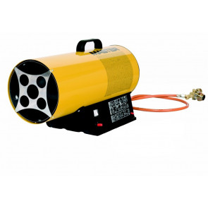 Master BLP17MDC plynové topidlo s ventilátorem
