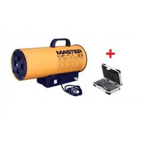 MASTER BLP 33 E plynové topidlo