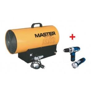 MASTER BLP 53 E plynové topidlo