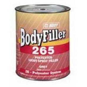 HB Body 265 1L stříkací tmel k vyrovnání velkých ploch do roviny