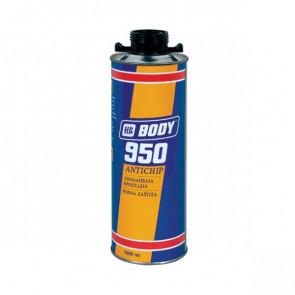 Body 950 antikorozní ochranný prostředek - Barevné odstíny Černý - Velikost balení 2 kg