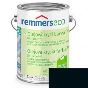 REMMERS OLEJ.KRYCÍ BARVA [ECO] ČERNÁ 0,75L