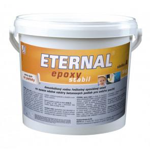 ETERNAL epoxy stabil A+B 10 kg šedá