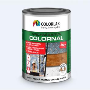 Colorlak COLORNAL MAT V2030/2,5L Barva: C1999 Černá