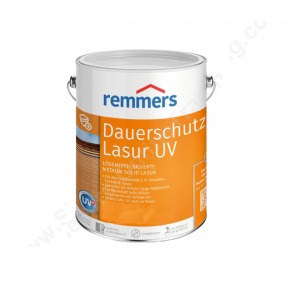 Remmers Dauerschutz-Lasur UV 20 l silbergrau