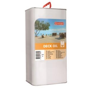 Synteko DECK OIL palubkový olej  pro základní ošetření 5L